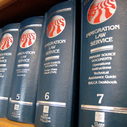 Immigration Law Books